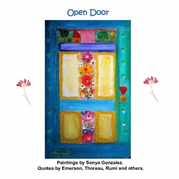 Open Door by Sonya Gonzalez